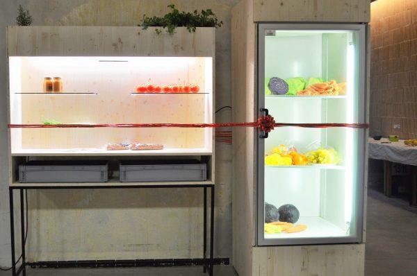 Prvá komunitná chladnička v Bratislave
