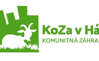 """Recept Petry Slezákovej ,,Sídlisko na prírodno"""" – Časť druhá: KoZa v Háji"""