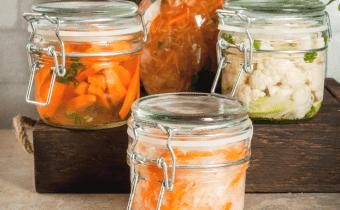 Uchovajte ich čo najdlhšie – fermentujte!