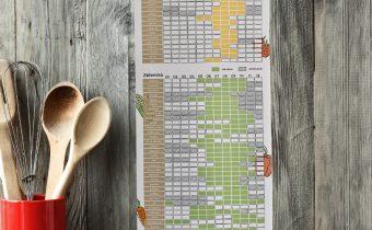 Máme pre vás sezónny kalendár ovocia a zeleniny